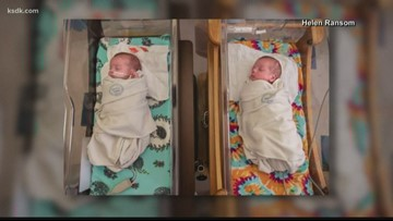 Missouri hospital caring for 12 sets of twins
