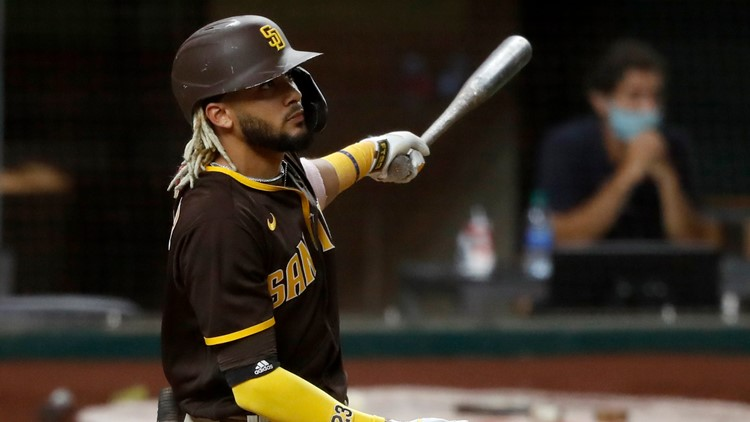 AP Sources: Fernando Tatis Jr., Padres agree on 14-year deal
