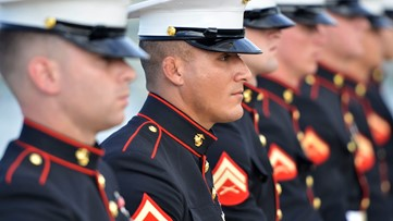 Happy 244th Birthday, U.S. Marine Corps