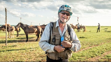 70-year-old Idaho man is oldest to win extreme Mongolian horse race