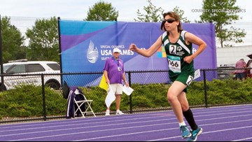Born a preemie, Boise woman wins silver medal in Special Olympics USA Games