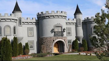This Idaho castle is back on the market for $1.5 million