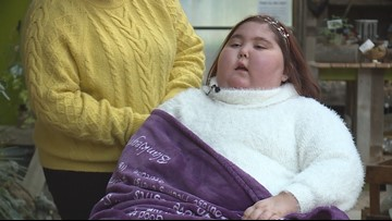 'Christmas for Claire' party for terminally ill girl moved up to October 19