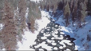 Two Idaho teens survived a freezing night in the backcountry. Here's what they did right