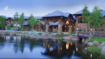 This $23.5M Colorado ranch features 17 bathrooms, a bowling alley and multiple bars