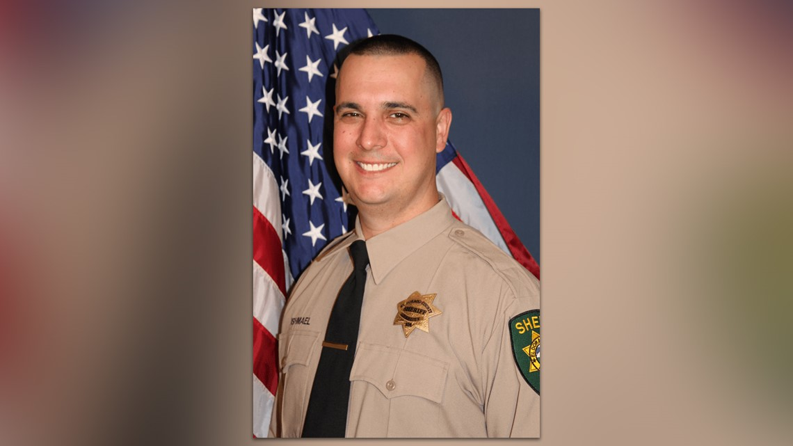 El Dorado County Sheriff's Deputy shot, killed responding to service call south of Placerville, sheriff says | UPDATE