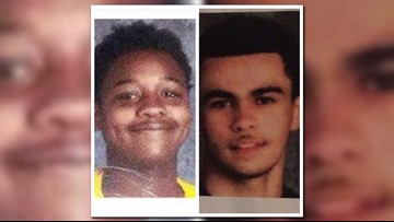 UPDATE: No evidence found east of Knights Landing during search for missing Woodland teens