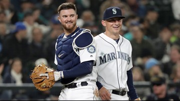 Former Seattle Mariner Mike Marjama retired at 28. Now he wants to talk to men about eating disorders.