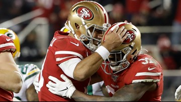 San Francisco 49ers to face Kansas City Chiefs in Super Bowl