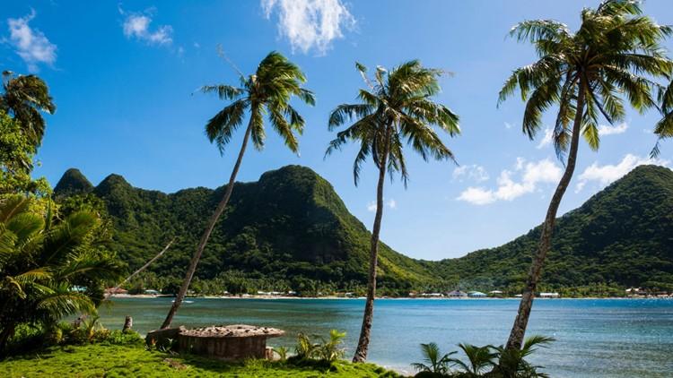 The National Park of American Samoa Shutterstock Million Mile Secrets