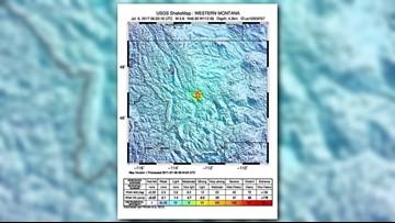 Magnitude 5.8 earthquake rouses slumbering Montana residents