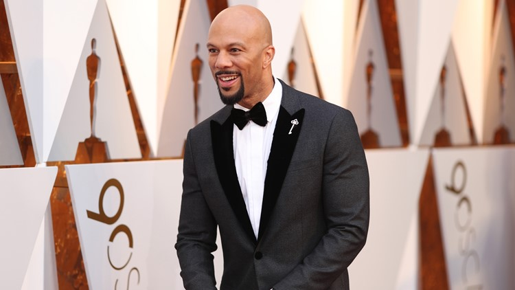 HOLLYWOOD, CA - MARCH 04: Common attends the 90th Annual Academy Awards at Hollywood & Highland Center on March 4, 2018 in Hollywood, California. (Photo by Christopher Polk/Getty Images)