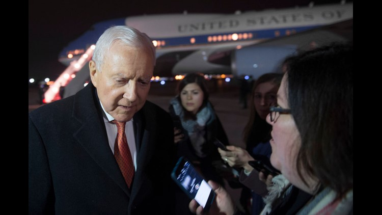 Orrin Hatch, the longest-serving Senate Republican, says he plans to retire at the end of the term.