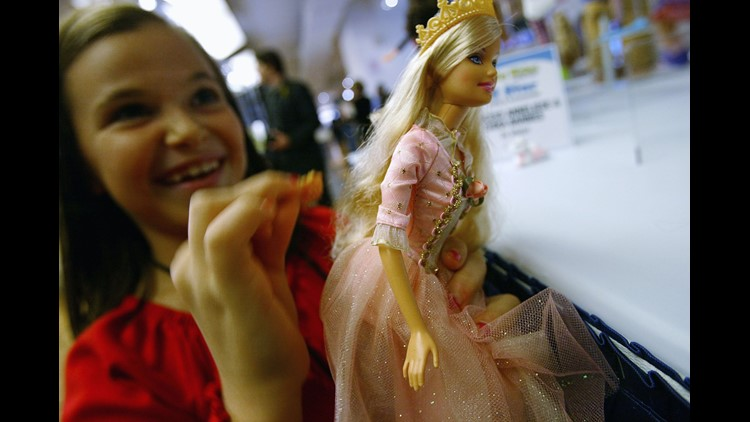 What happens to toy prices after the holiday sales have ended?