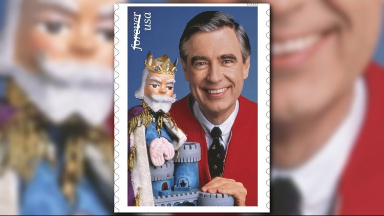 Us Postal Service To Unveil Mister Rogers Stamp Next Month King5 Com