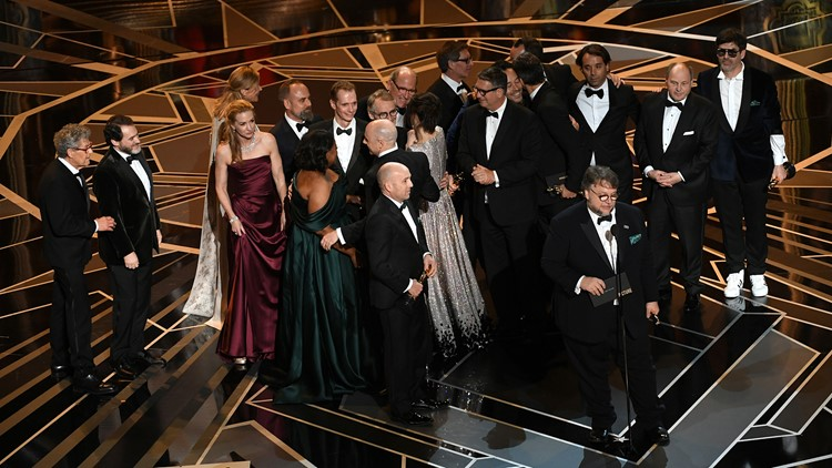 oscarsshow42 best picture shape of water