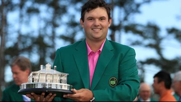 Patrick Reed holds off Jordan Spieth, Rickie Fowler to win Masters by one shot