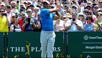 Tiger Tracker: Follow Tiger Woods' The Players Championship Thursday round