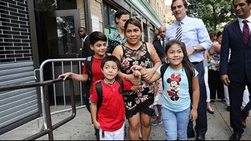 Feds say 450 children reunited with undocumented immigrant parents