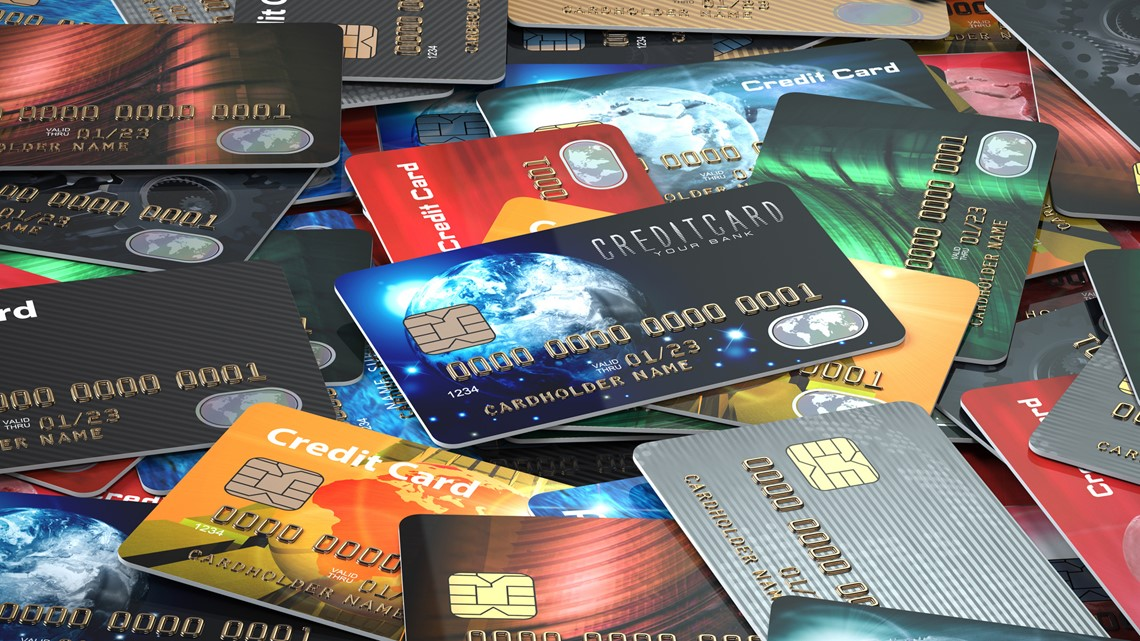 credit cards how to know if you have too many king5com - Apply For Multiple Credit Cards At One Time