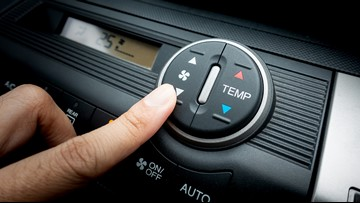 Car air conditioner not cold? Here are 4 mistakes you're making