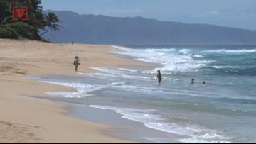 Floods Threatening to Overtake Hawaii's Waikiki Beach