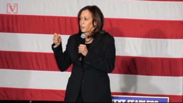 Kamala Harris Labels President Trump a 'National Security Threat' After Saying He'd Listen to Foreign Power's Information on Opponents