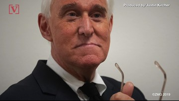 Attempting to Pay Legal Fees, Roger Stone Will Be a Paid Speaker at...a Strip Club