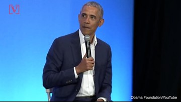 Obama: 'You Don't Need Eight Women Around You Twerking' if You Are Confident in Your Sexuality