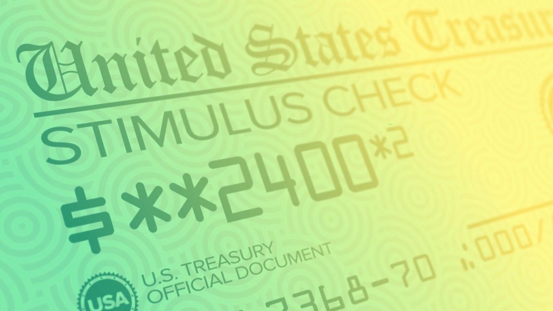 Second 1 200 Stimulus Check In New Democrat Covid 19 Bill King5 Com