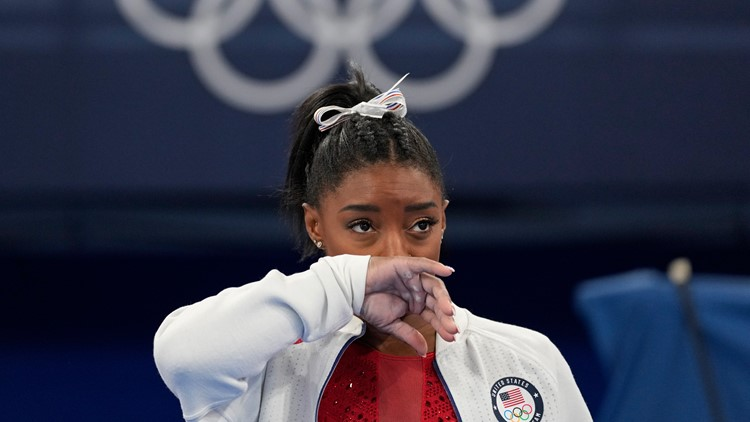 What we all can learn from Simone Biles' mental struggles at the Olympics