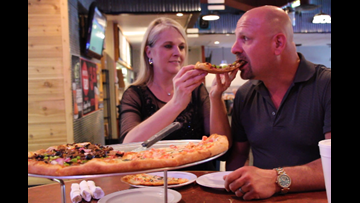 South Carolina couple falls in love at first slice