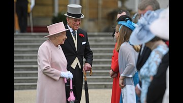 Man finds loophole to attend Royal Family garden party