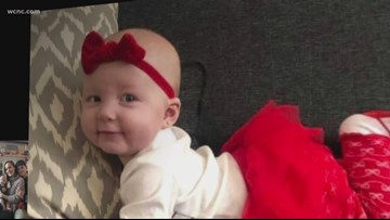North Carolina family grieves for baby given deadly dose of allergy medicine at daycare