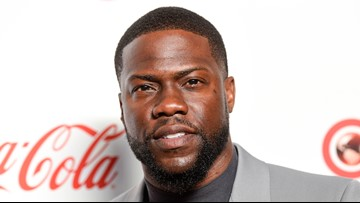 Wife says Kevin Hart 'going to be fine' after car crash