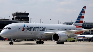 American Airlines cancels all US flights to China