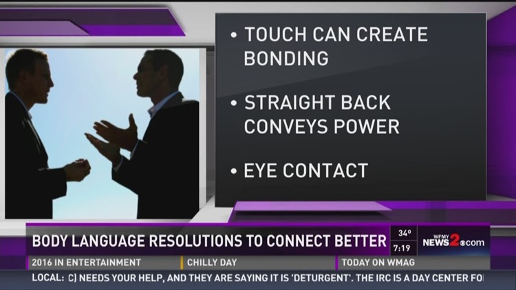 Body Language Resolutions To Connect Better