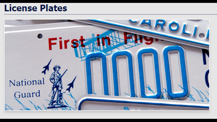 NC Woman's Vanity Tag Called 'Poor Taste', Denied by DMV