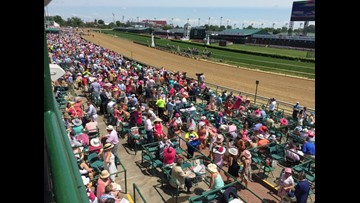 What you can and can't bring to Oaks and Derby