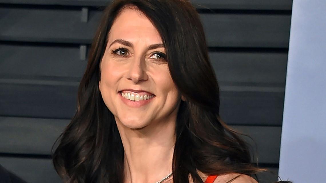 MacKenzie Scott marries Seattle teacher after Bezos divorce – KING5.com