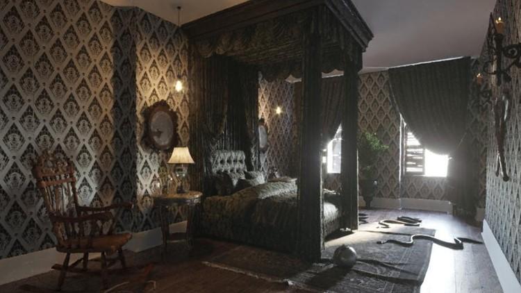 Addams family mansion 2