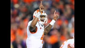 Browns trade down, Texans grab Deshaun Watson in NFL draft