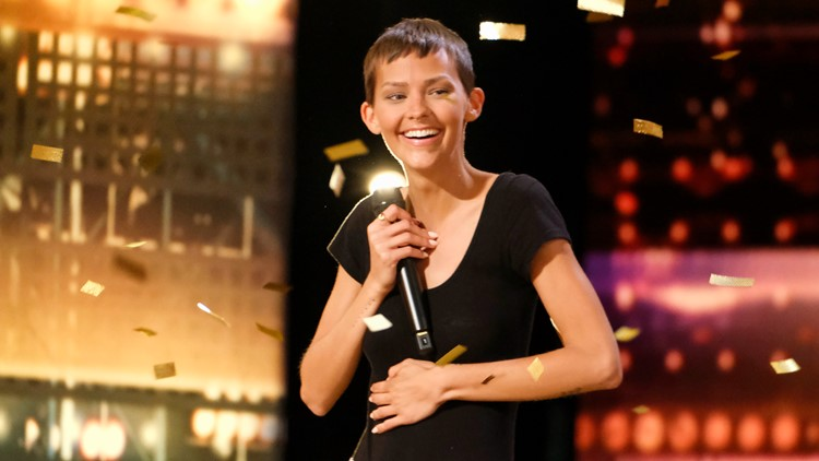 Watch: Ohio singer gets Golden Buzzer in emotional 'America's Got Talent' audition