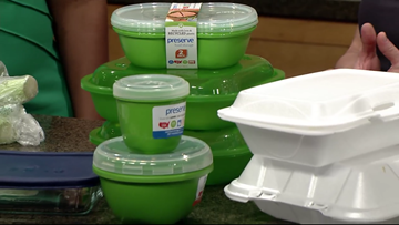 Oregon may allow BYO food containers in stores, restaurants