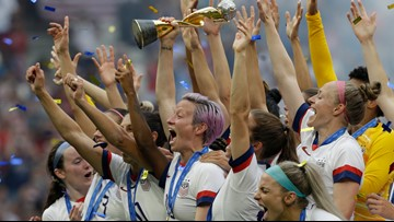 Watch: Nike unveils new ad following U.S. Women's World Cup victory