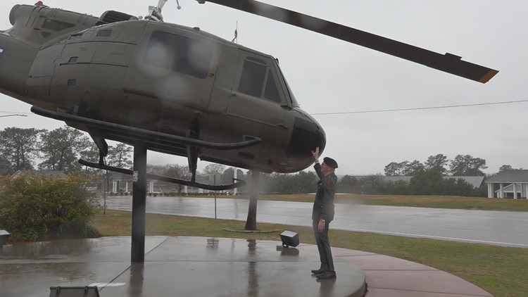 Vietnam veteran from Seattle reunites with his helicopter 50 years later