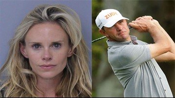 911 AUDIO: PGA golfer's wife calls police before being jailed for assault, resisting arrest