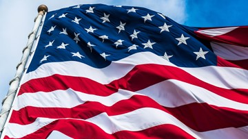 American flags must be '100 percent' made in the USA: proposed bill