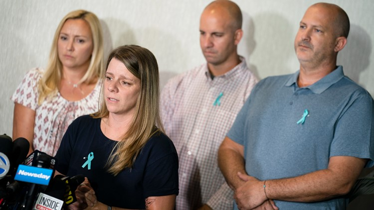 'We need positive stuff to come from the tragedy': Gabby Petito's family thanks public for help