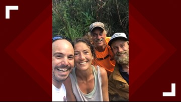 Hiker missing for 2 weeks in Hawaii wilderness found alive